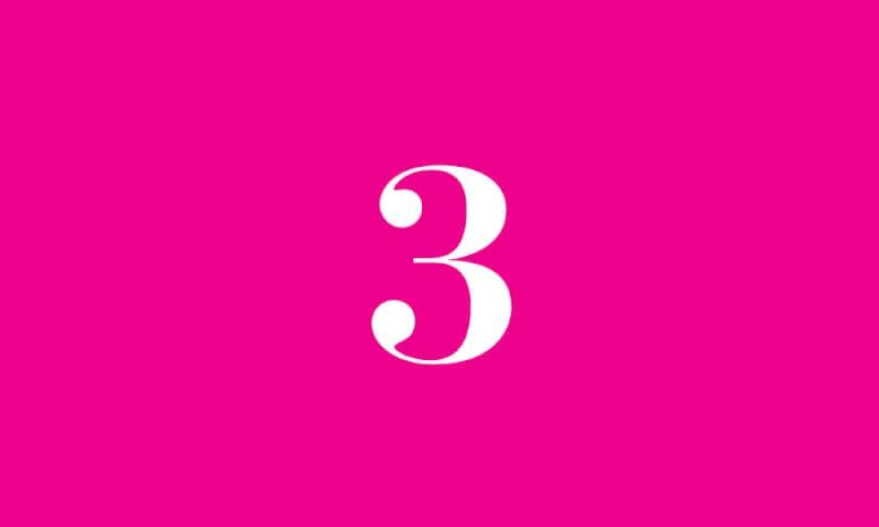 3】のエンジェルナンバーの意味|アセンデッドマスターの力が授けられる