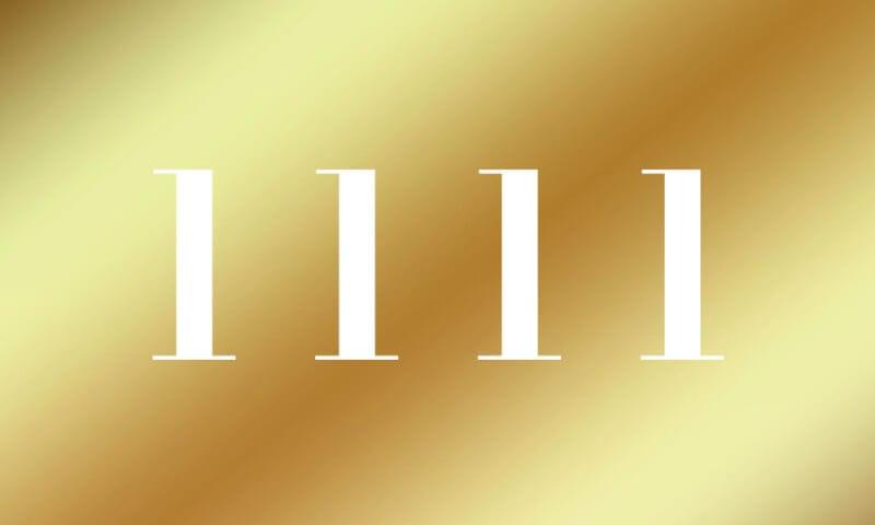 ナンバー 1111 エンジェル