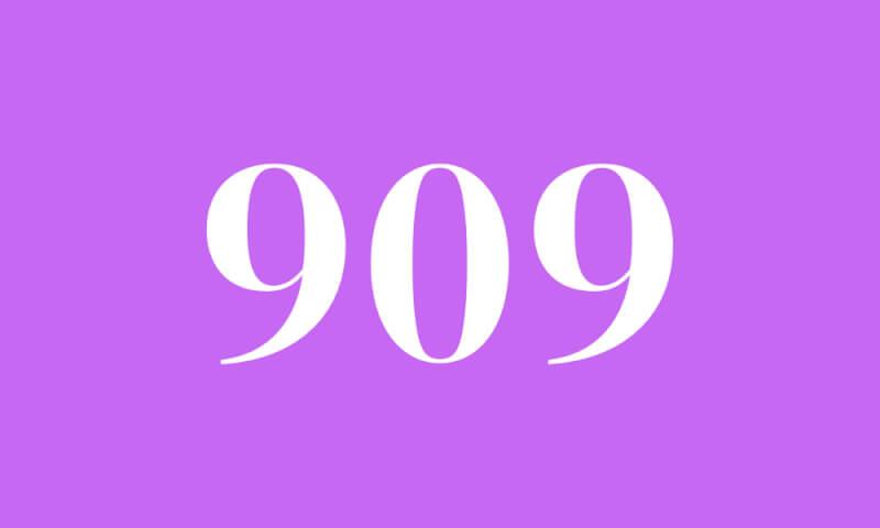 ナンバー 909 エンジェル