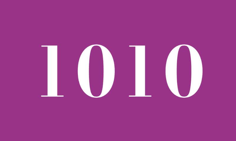 1010 エンジェル ナンバー 1010のエンジェルナンバーの意味は『あなたの選択に自信を持って』で...