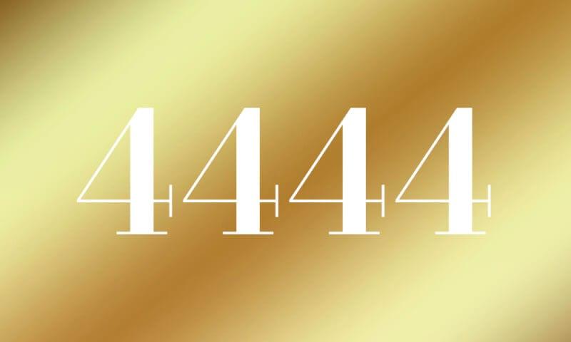ツインレイ ナンバー 4444 エンジェル