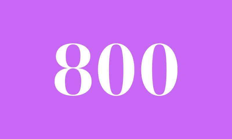 800 のエンジェルナンバーの意味 仕事 恋愛 天界があなたの夢の